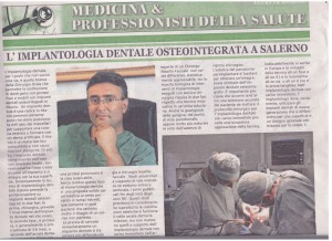 Implantologia Salerno