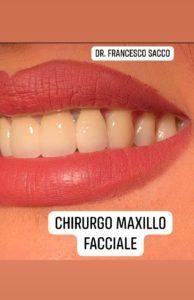 Centri Dentistici Dr.Francesco Sacco Chirurgo Maxillo Facciale Estetica